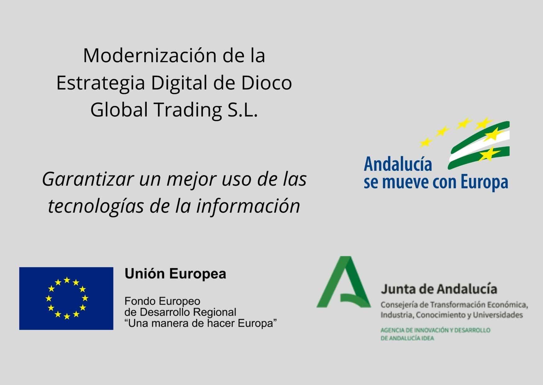 Incentivo de la Agencia de Innovación y Desarrollo de Andalucía IDEA – Transformación Digital