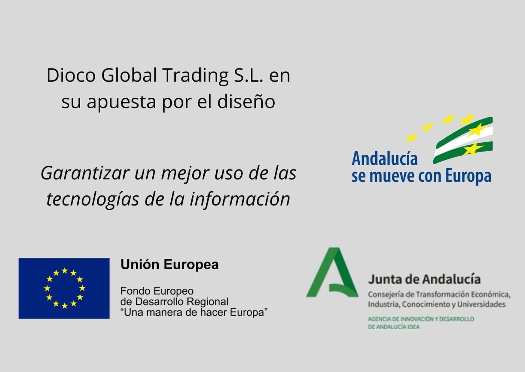 Incentivo de la Agencia de Innovación y Desarrollo de Andalucía IDEA – Servicios Avanzados – Diseño